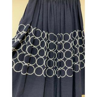 mina perhonen - ミナペルホネン  タンバリン tambourine スカート