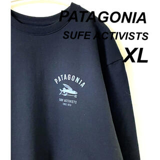 patagonia - [Patagonia]スウェットトレーナーXLブラックSUFEACTIVICS