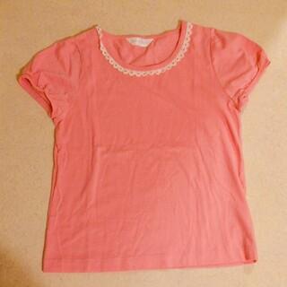 ジェーンマープル(JaneMarple)のジェーンマープル Tシャツ ピンク(Tシャツ(半袖/袖なし))