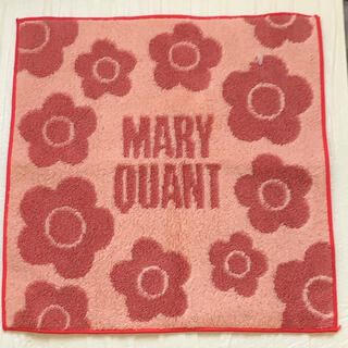 MARY QUANT - 新品タグ付き マリークワント ハンカチ