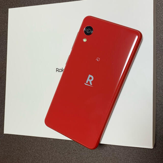 Rakuten - 楽天mini本体 レッド