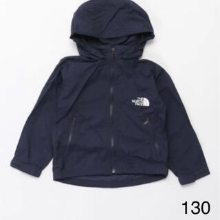 THE NORTH FACE - THE NORTH FACE 130 コンパクトジャケット アーバンネイビー