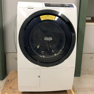 日立 - 中古美品 2018日立  ドラム式洗濯機 送料込み