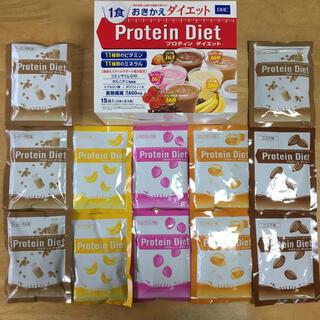 DHC - コーヒー牛乳多め DHC  プロテインダイエット 12食