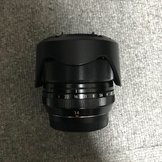 富士フイルム - xf 14mm f2.8 (10ヶ月ほど保証残ってます)