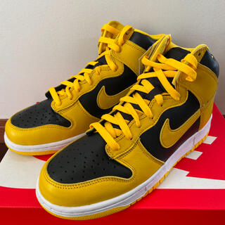 NIKE - 新品未使用 NIKE DUNK HI SP VARSITY MAIZE