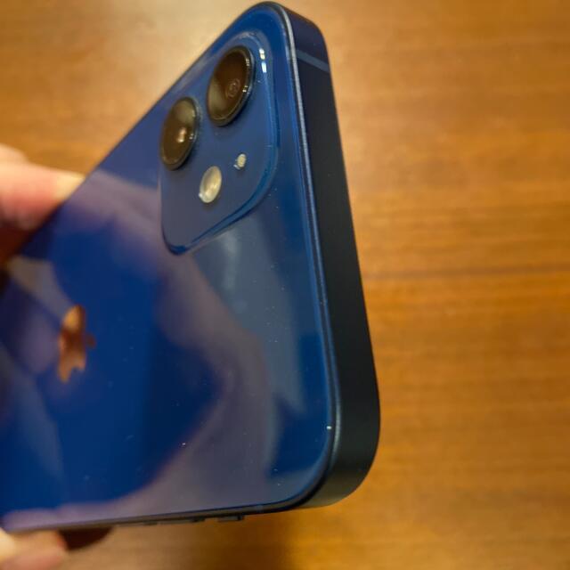 iPhone(アイフォーン)の【超美品】国内版SIMフリー iPhone12 128GB 電池容量99% スマホ/家電/カメラのスマートフォン/携帯電話(スマートフォン本体)の商品写真