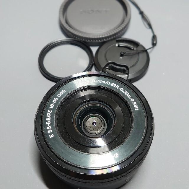 SONY(ソニー)のSONY E PZ16-50F3.5-5.6OSS selp1650 スマホ/家電/カメラのカメラ(レンズ(ズーム))の商品写真