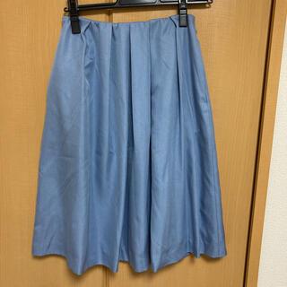 膝丈スカート vis(ひざ丈スカート)