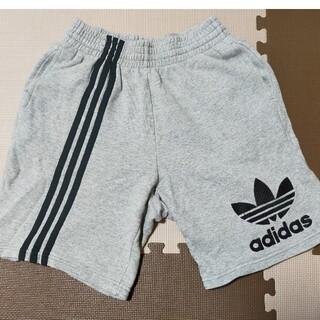 adidas - ☆adidas アディダス スエット ハーフパンツ グレー L