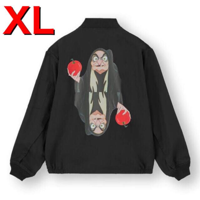 UNDERCOVER(アンダーカバー)のgu undercover ジップアップブルゾン メンズのジャケット/アウター(ナイロンジャケット)の商品写真