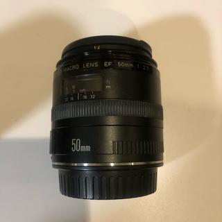 Canon - CANON COMPACT-MACRO LENS EF 50mm