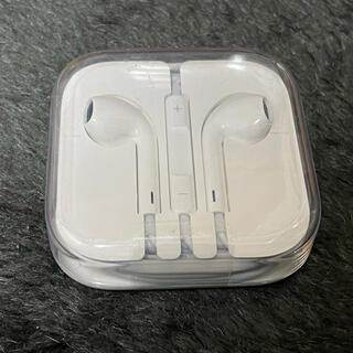Apple - 新品未使用 Apple EarPods 3.5mmイヤホンプラグ  イヤーポッズ