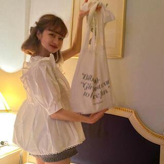snidel - pepuramu frill blouse