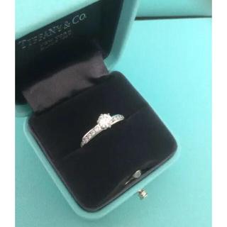 Tiffany & Co. - 正規品新品未使用ティファニー エンゲージリング 婚約指輪 結婚指輪 ダイヤモンド