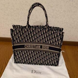 Dior - Dior クリスチャンディオール ブックトート 極美品