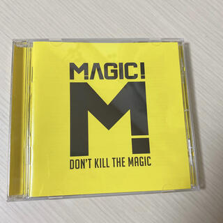 MAGIC! DON'T KILL THE MAGIC rude CD 結婚式