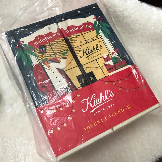 Kiehl's(キールズ)のキールズ クリスマスコフレ2021 カレンダー コスメ/美容のコスメ/美容 その他(その他)の商品写真