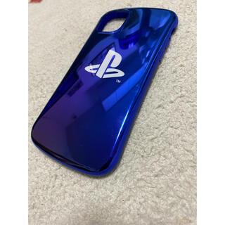 プレイステーション(PlayStation)の送料込み iPhone11 promax play stationロゴ ブルー (iPhoneケース)
