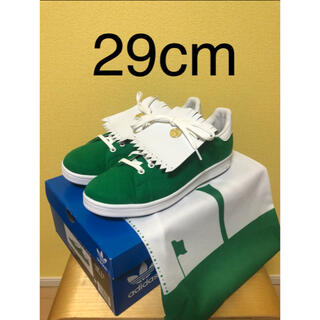 adidas - 新品 29cm  スタンスミス ゴルフ マスターズ 限定 完売