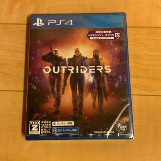 PlayStation4 - OUTRIDERS(アウトライダーズ) PS4