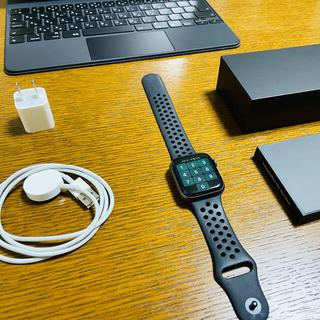 アップル(Apple)のApple Watch 4 Cellular+GPS(腕時計)