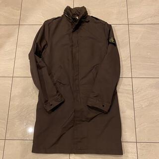 ストーンアイランド(STONE ISLAND)のstoneislandアーカイブDavid-TC microfibercoat(ステンカラーコート)