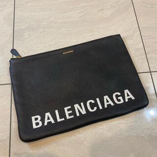 バレンシアガ(Balenciaga)の【美品】BALENCIAGA クラッチバッグ 529313(クラッチバッグ)