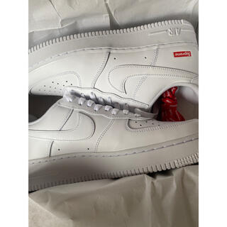 Supreme - Supreme Nike Air Force 1 white 26.5cm