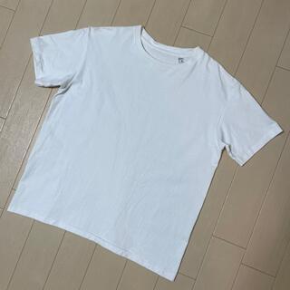 ヤエカ(YAECA)のアナトミカ 白T L(Tシャツ/カットソー(半袖/袖なし))