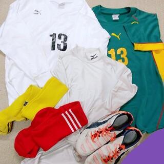 サッカーユニフォームセット