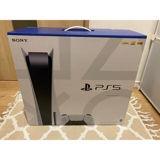 プレイステーション(PlayStation)のプレステ5本体 PlayStation 5 新品未使用(家庭用ゲーム機本体)