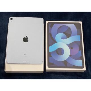 Apple - iPad Air4 第4世代 セルラー SIMフリー AppleCare+付
