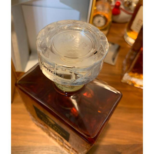 サントリー(サントリー)の極美品 サントリー ウイスキー インペリアル 箱あり 食品/飲料/酒の酒(ウイスキー)の商品写真