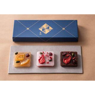 「果の彩」1箱3個入(菓子/デザート)