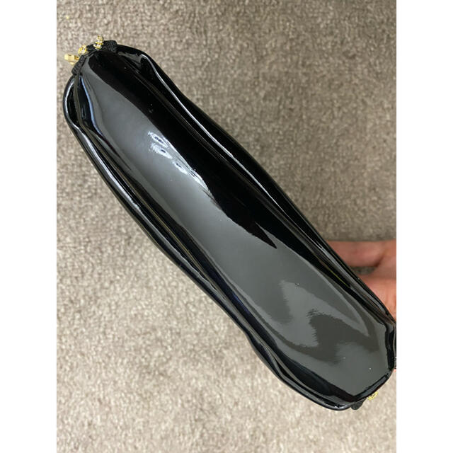 CHANEL(シャネル)のシャネル ポーチ ノベルティー ブラック レディースのファッション小物(ポーチ)の商品写真