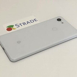 グーグルピクセル(Google Pixel)の【 STRADE 】|PIXEL 3XL 64gb|海外版SIMフリー(スマートフォン本体)