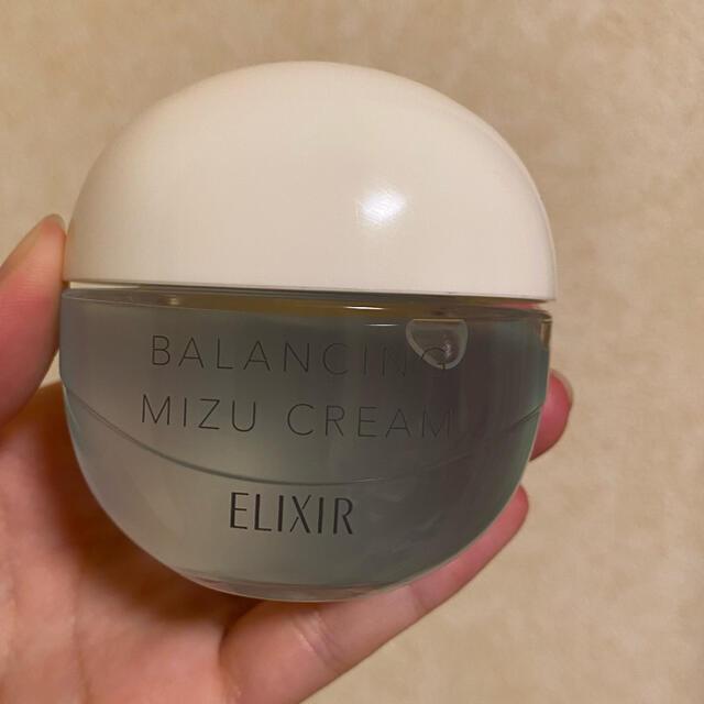 ELIXIR(エリクシール)のエリクシール ルフレ バランシング みずクリーム コスメ/美容のスキンケア/基礎化粧品(フェイスクリーム)の商品写真