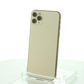 Apple - iPhone11 Pro Max 64GB ゴールド SIMフリー 96%