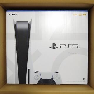 プレイステーション(PlayStation)のPlayStation5  本体 CFI-1000A01  新品未開封(家庭用ゲーム機本体)