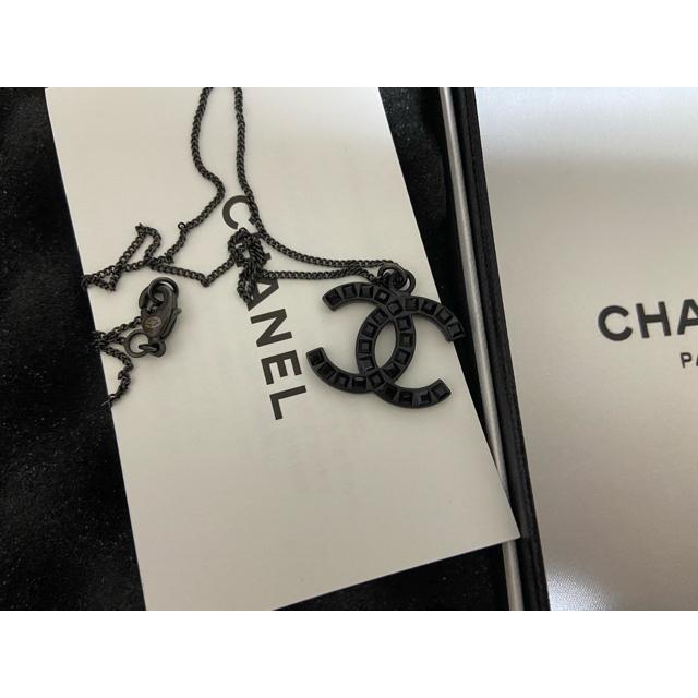 CHANEL(シャネル)のBTS ジミン着用 シャネルネックレス レディースのアクセサリー(ネックレス)の商品写真