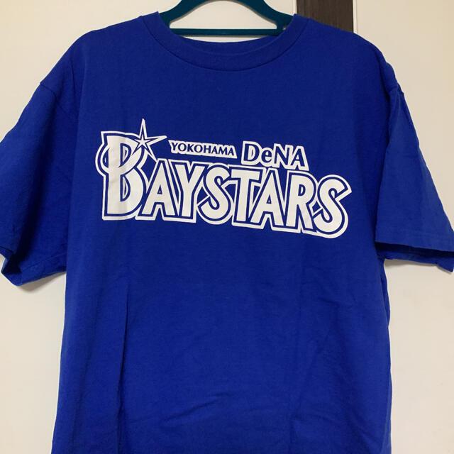 NPB プロ野球 DENAベイスターズ Tシャツ スポーツ/アウトドアの野球(記念品/関連グッズ)の商品写真