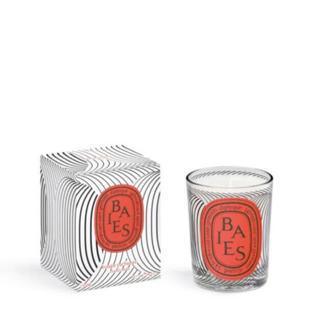 diptyque(ディプティック)のdiptyque60周年 ダンシングオーバル BAIES ベ 新品特別パッケージ コスメ/美容のリラクゼーション(キャンドル)の商品写真