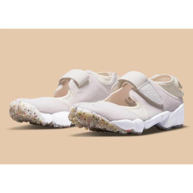 NIKE(ナイキ)のエアリフト2021S/S ベージュ25センチ レディースの靴/シューズ(スニーカー)の商品写真