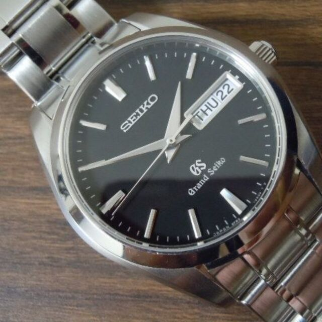 Grand Seiko(グランドセイコー)のグランドセイコー SBGT037 付属品完備 電池交換済み デイデイト メンズの時計(腕時計(アナログ))の商品写真