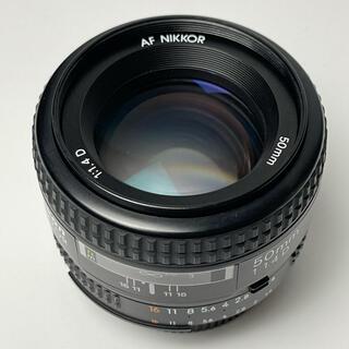 Nikon - AF NIKKOR 50mm 1.4D