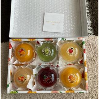 ゴンチャロフ  フルーツゼリー(菓子/デザート)