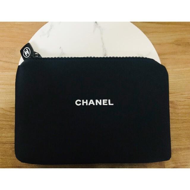 CHANEL(シャネル)の新品!♡CHANEL シャネルポーチ コスメポーチ 箱無し レディースのファッション小物(ポーチ)の商品写真