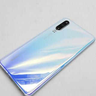 HUAWEI - Huawei p30 国内版 【SIMフリー】ブリージングクリスタル