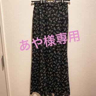 ココディール(COCO DEAL)のココディール★花柄ロングスカート(ロングスカート)